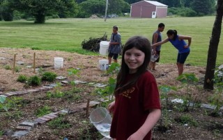 CLCS Family Garden Club 2016