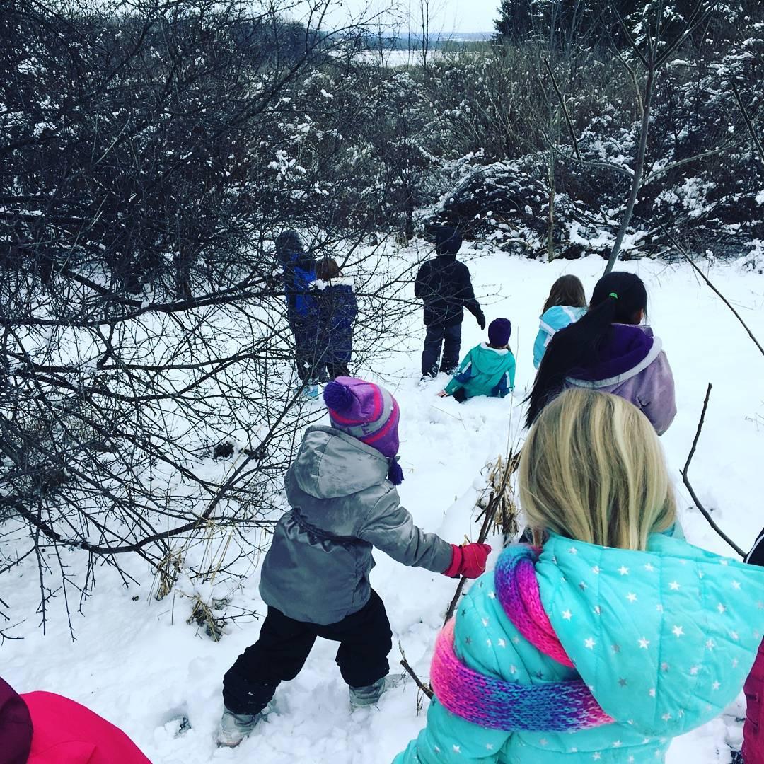 CLCS Environmental Education nature walk 1st & 2nd 2017