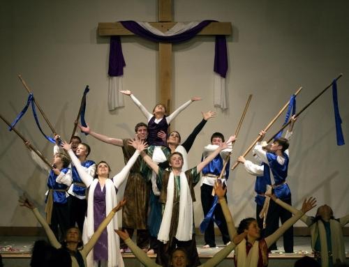 Worship Dance Classes at His Kingdom Come Dance Studio