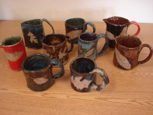 CLCS Art Show Ceramics